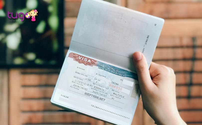 Visa Hàn Quốc là điều kiện bắt buộc mà du khách cần có trước khi du lịch tại đất nước này