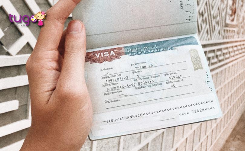 Visa du lịch Hàn Quốc là điều kiện bắt buộc mà bạn cần thực hiện trước khi du lịch nơi đây