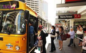Xe buýt - Một trong những phương tiện di chuyển tiện lợi bậc nhất ở Úc hiện nay