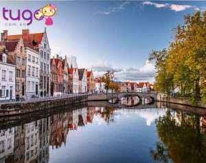 Bỉ là một quốc gia mang vẻ đẹp cổ kính và thơ mộng
