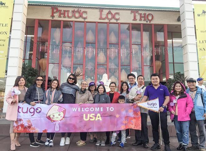 Tour du lịch Mỹ do Tugo tổ chức