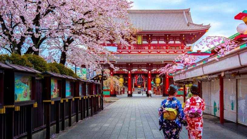 Du lịch Nhật Bản tháng 3 đón chào những lễ hội vui tưng bừng!