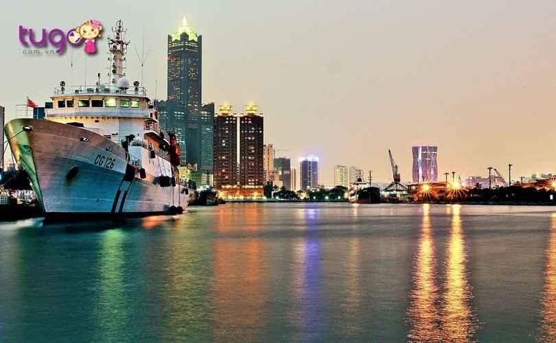 3 cách di chuyển tiết kiệm nhất đến thành phố cảng – Cao Hùng