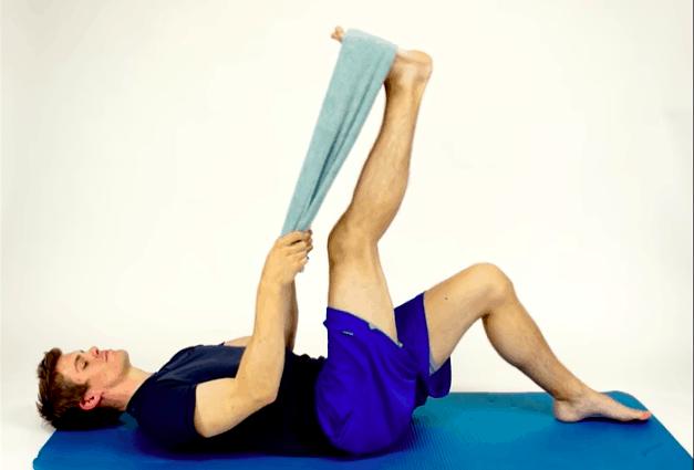 bài tập trị đau lưng dưới