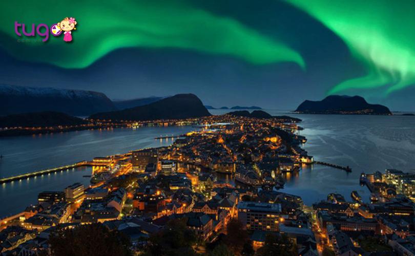 bau-troi-dem-co-mot-khong-hai-o-scandinavia