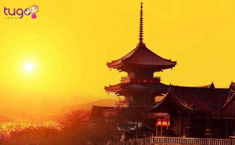 TOUR NHẬT BẢN 4N4D: TOKYO-NARITA-YOKOHAMA-HAKONE (TG)