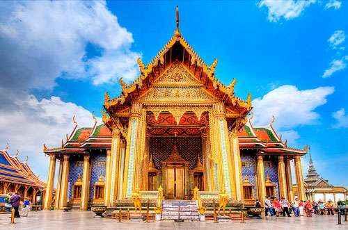 TOUR THÁI LAN 5N4D: BANGKOK - PATTAYA (TN)