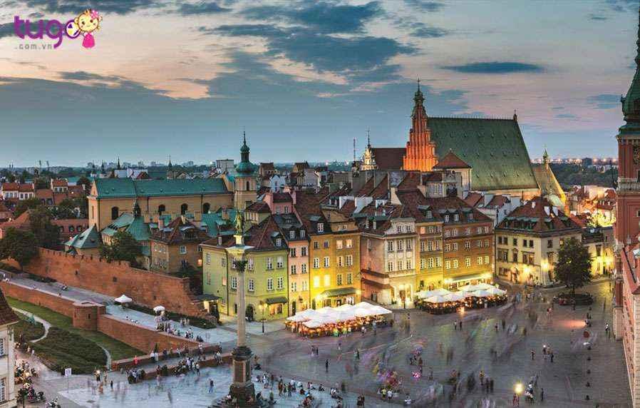Du lịch Châu Âu mùa hè này nên đến những nước nào?