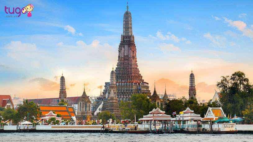 Du lịch xứ chùa Vàng thì đừng quên ghé thăm những đền chùa nổi tiếng này