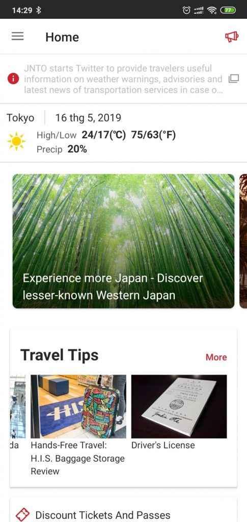 Các ứng dụng hữu ích khi đi du lịch Nhật Bản tugo.com.vn