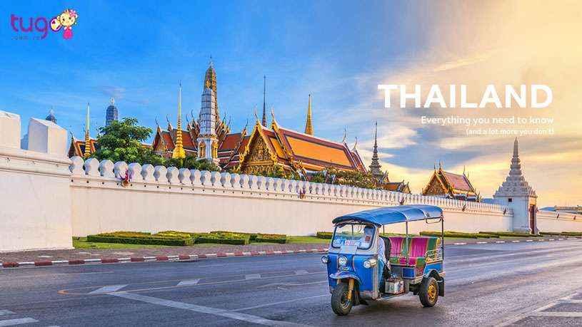 Đi du lịch Thái Lan bạn nên mang theo những gì?