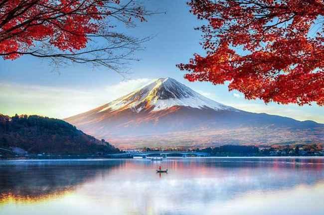 TOUR NHẬT : OSAKA-KOBE-KYOTO-NAGOYA- YAMANASHI-FUJI-NARITA 5N5Đ