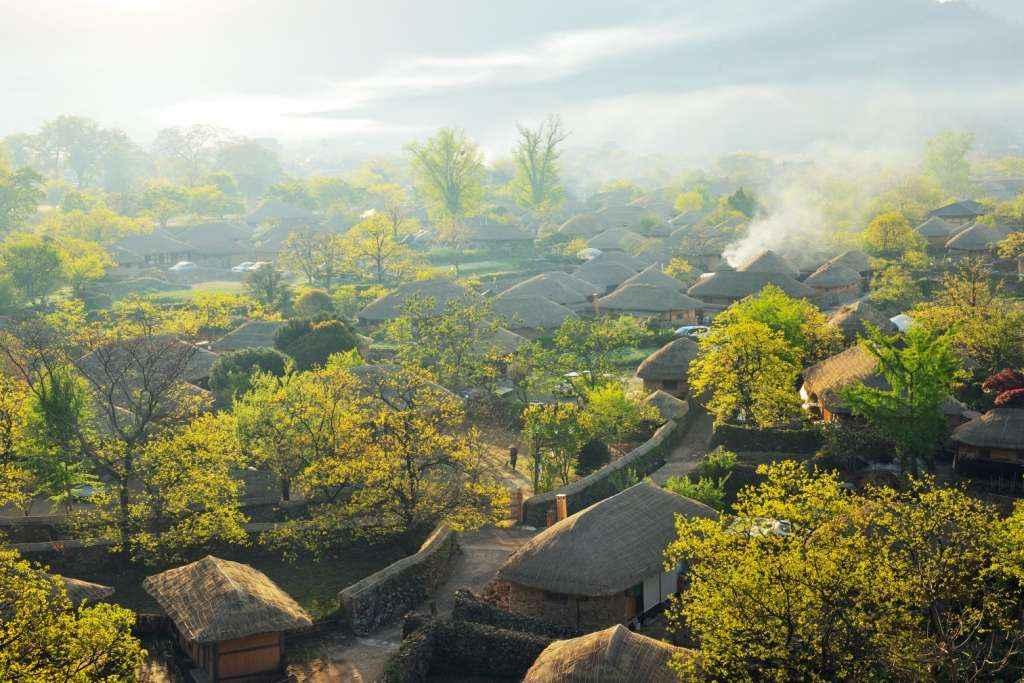Làng dân tộc Naganeupseong