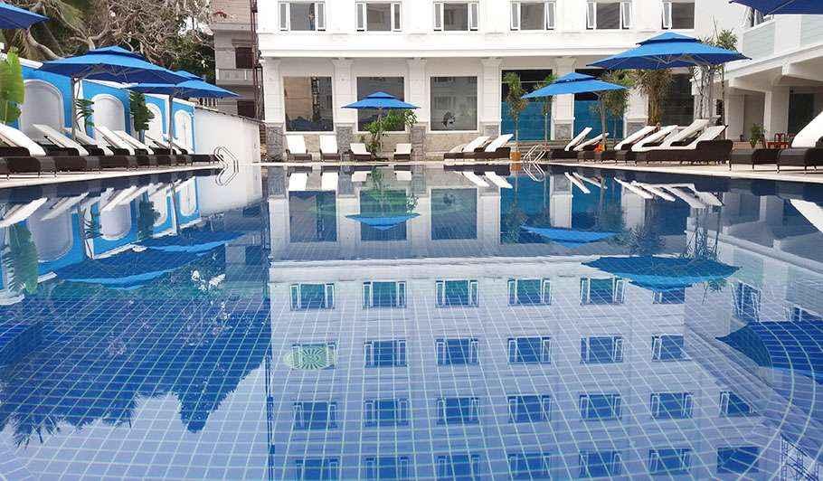 PHÚ QUỐC OCEAN PEARL HOTEL 4 SAO