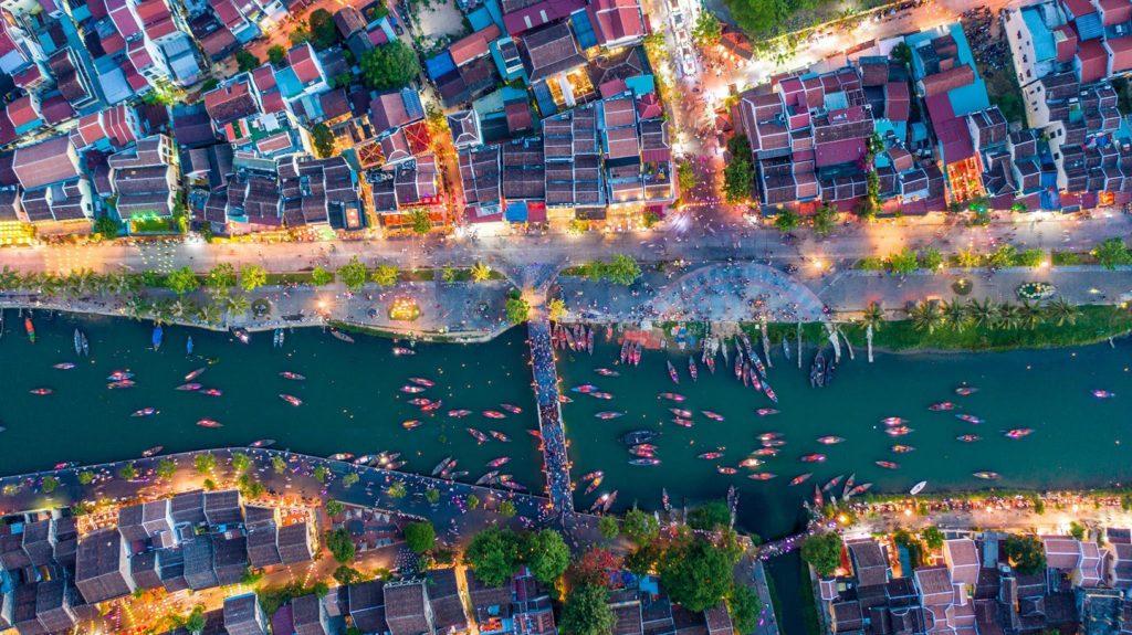 phố cổ Hội An được bình chọn là thành phố quyến rũ nhất thế giới 2019