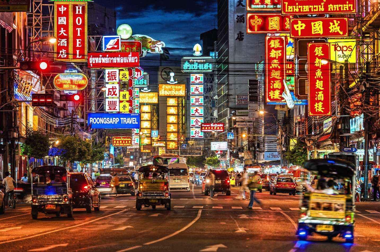 Những địa điểm ở Bangkok nên đến dịp sau Tết