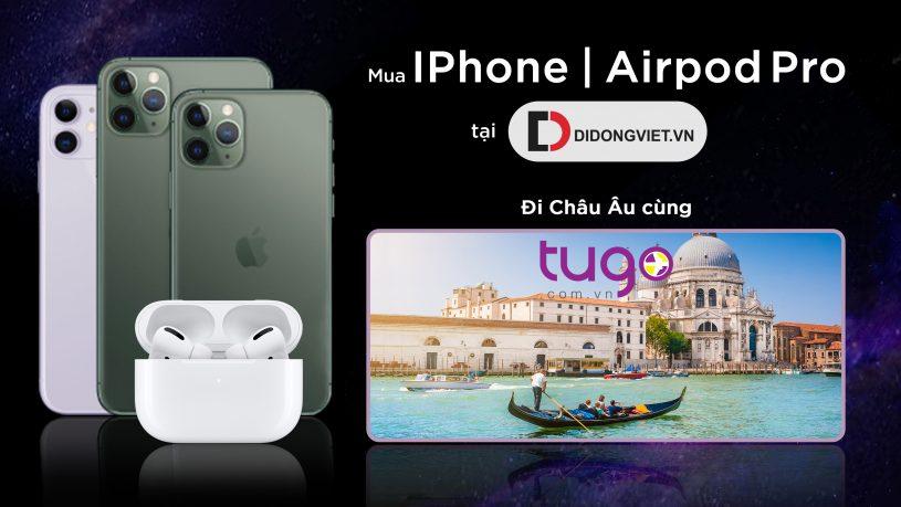 Nhận ngay voucher giảm giá đến 3 triệu đồng khi du lịch với Tugo