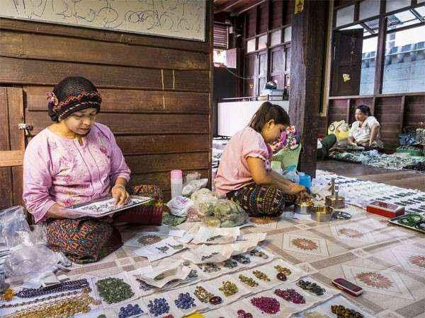 Các tour du lịch Thái Lan