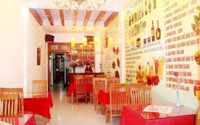 INDOCHINA QUEEN HOTEL HÀ NỘI 3 SAO