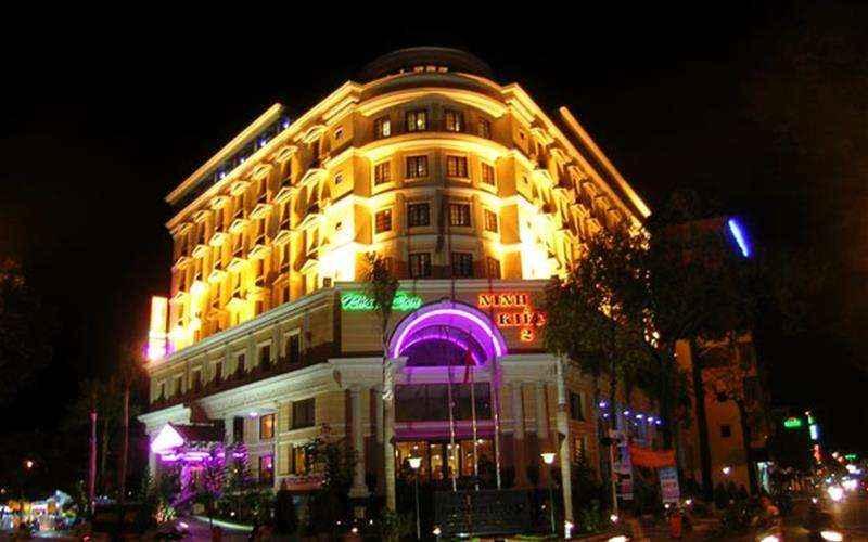 NINH KIỀU 2 HOTEL CẦN THƠ 4 SAO