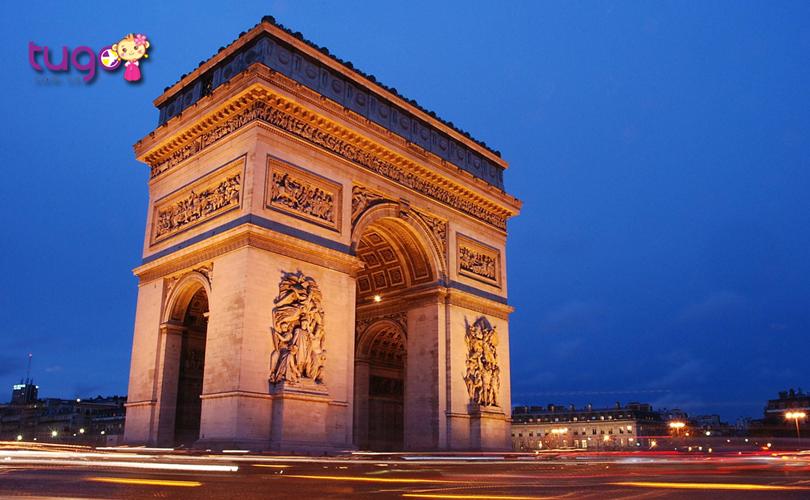 Chi phí đi du lịch Pháp, cần chuẩn bị bao nhiêu là đủ ?