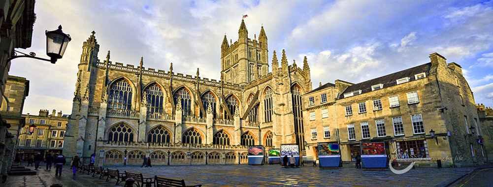 Nhà thờ lớn Oxford gần 800 năm tuổi (Christ Church)