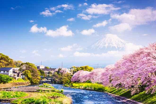 Du lịch Nhật Bản 4 ngày 4 đêm tham quan núi Phú Sĩ tugo.com.vn