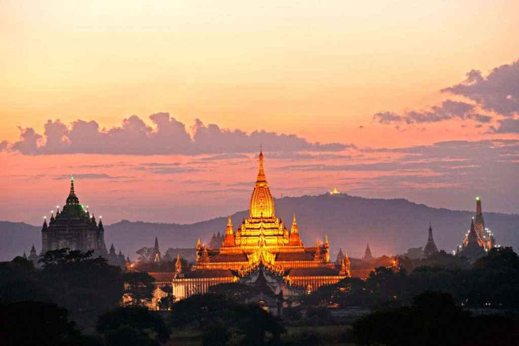 TOUR MYANMAR 4N3Đ (TG)