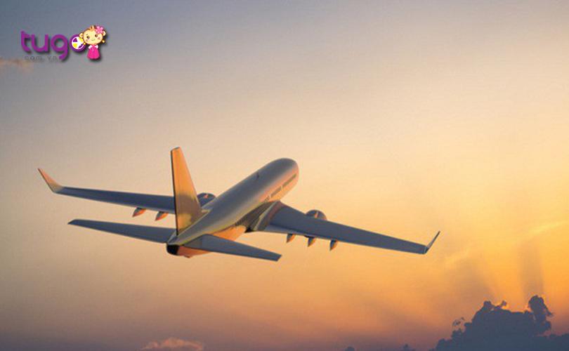 5 lý do bạn nên đi du lịch bằng máy bay