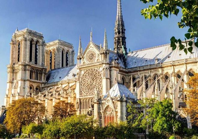Kết quả hình ảnh cho nhà thờ Notre Dame