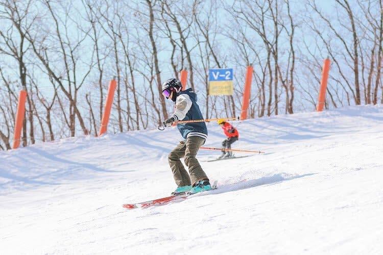 Cung đường trượt tuyết đa dạng ở Nhật