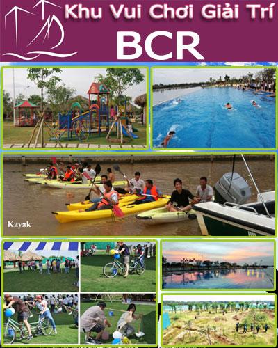 TOUR 1 NGÀY : SÀI GÒN - KDL THE BCR - TÀU CAO TỐC