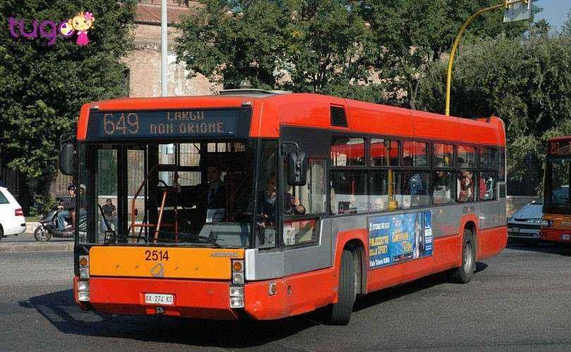 Ưu tiên di chuyển bằng phương tiện công cộng khi đi du lịch Ý