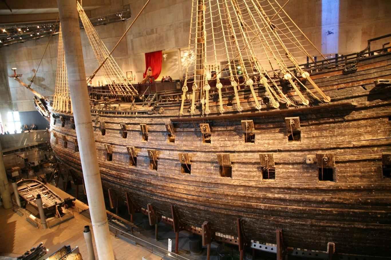 Kết quả hình ảnh cho Bảo tàng hàng hải Vasa