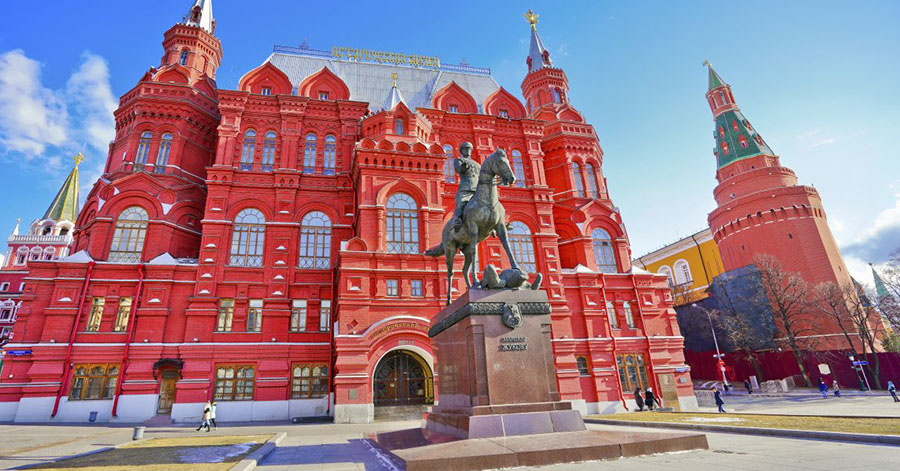 Image result for quảng trường đỏ moscow