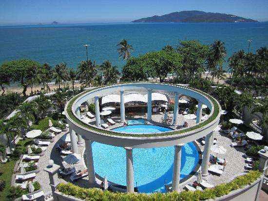 SUNRIRES NHA TRANG BEACH HOTEL & SPA 5 SAO