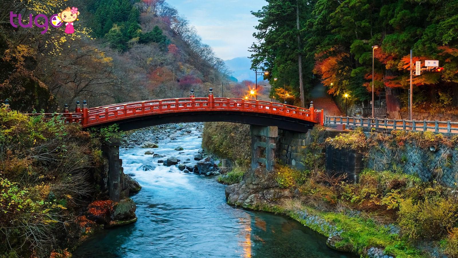 Nikko xứng đáng nằm trong danh sách các điểm đến đáng dừng chân trong chuyến du lịch Nhật Bản 2018 của bạn