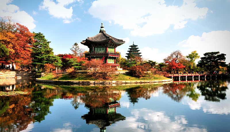 Hàn Quốc là địa điểm du lịch thú vị cho mùa hè này