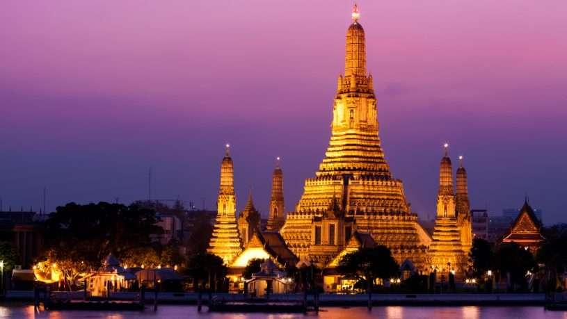 Du lịch Thái Lan hiện nay được nhiều bạn trẻ yêu thích