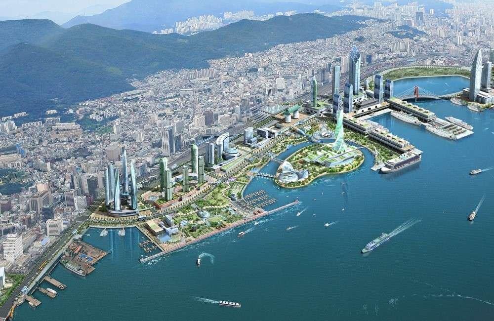 Busan - Thủ đô mùa hè của Hàn Quốc