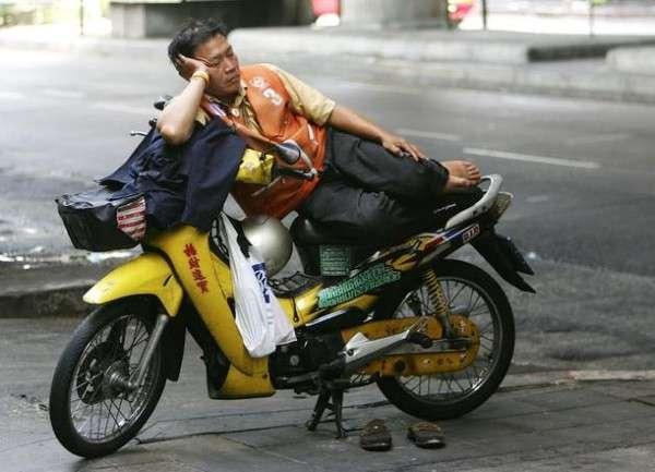 Xe ôm ở Thái Lan