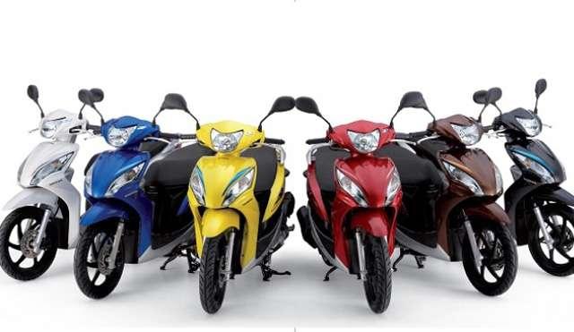 Thuê xe máy để di chuyển ở Đà Nẵng