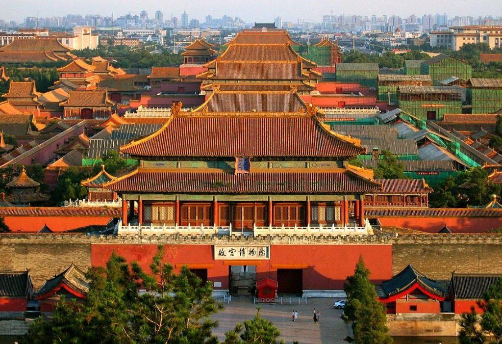 TOUR TRUNG QUỐC 6N6D: BẮC KINH - THƯỢNG HẢI - HÀNG CHÂU - TÔ CHÂU - KHÁCH SẠN 4* - TÀU CAO TỐC