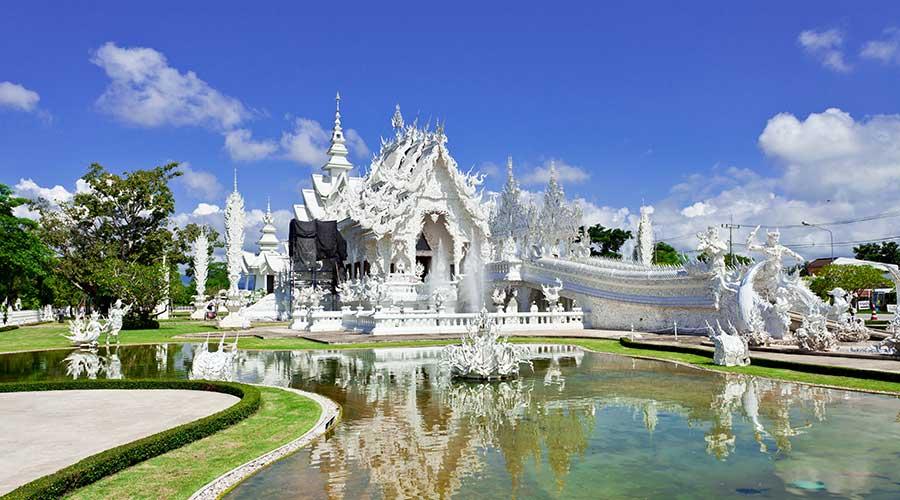 TOUR THÁI LAN 4N3D: CHIANG MAI – CHIANG RAI - NƠI GIAO NHAU GIỮA TRỜI VÀ ĐẤT