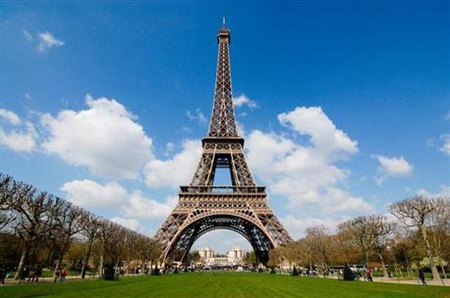 Kết quả hình ảnh cho Tháp Eiffel pháp