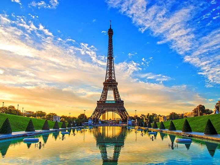 Khí hậu nước Pháp