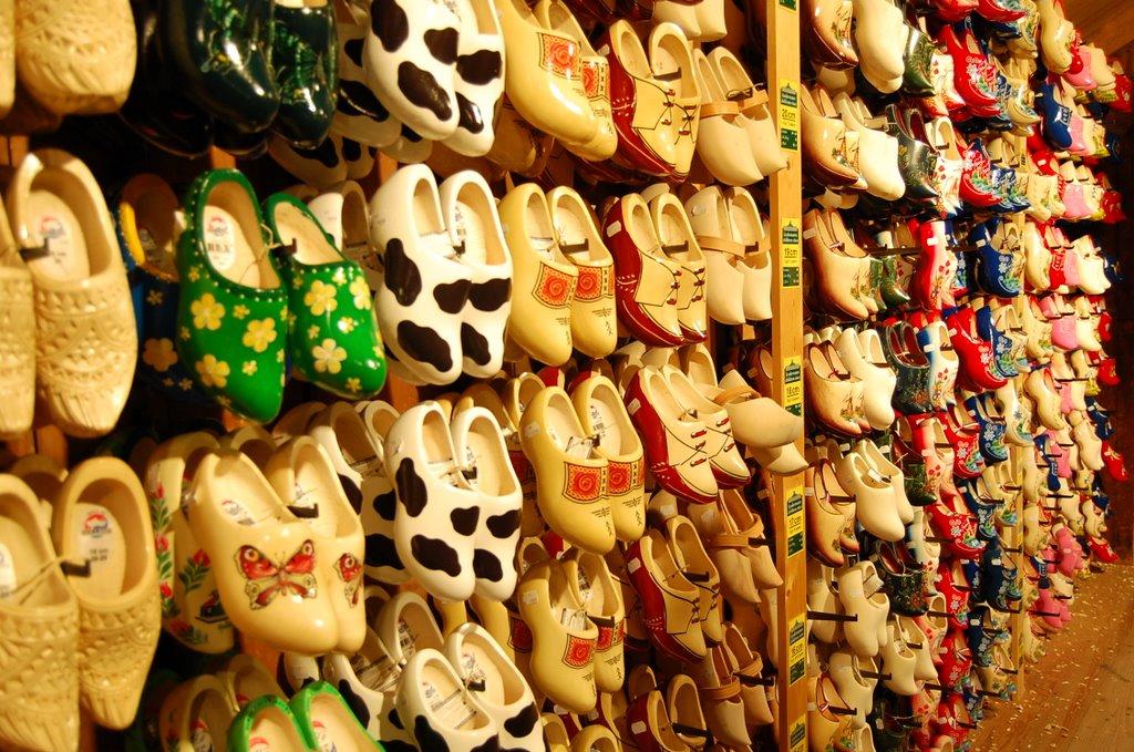 Kết quả hình ảnh cho Zaanse Schans giày gỗ và phomat