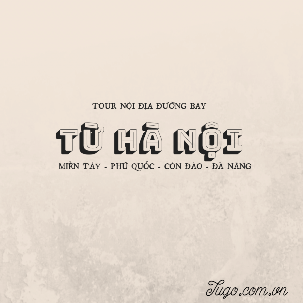 TOUR ĐƯỜNG BAY NỘI ĐỊA 2020