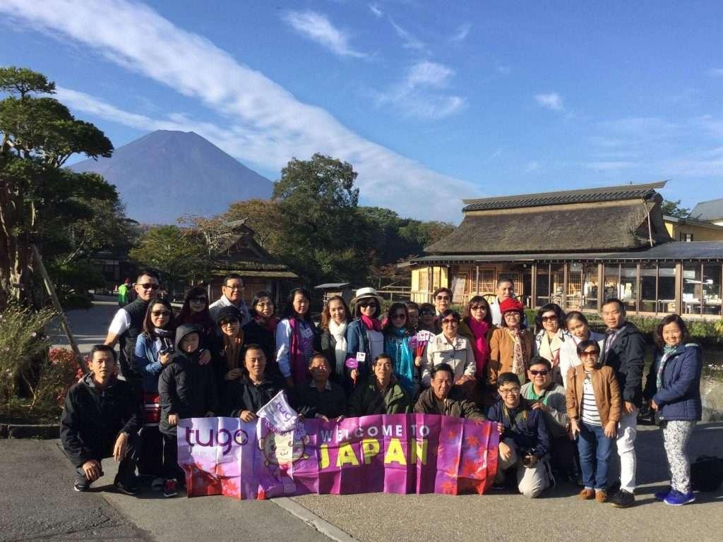 TOUR NHẬT BẢN 4N4D: MÙA HOA ANH ĐÀO- NAGOYA - HAKONE - TOKYO - NÚI PHÚ SĨ (TG)