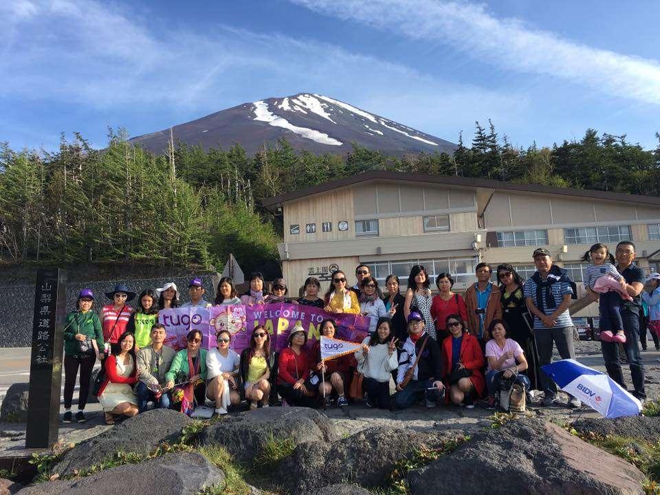 TOUR NHẬT BẢN 5N5D: MÙA HOA ANH ĐÀO (OSAKA-KYOTO-NAGOYA-FUJI MOUNT-NARITA)  (TG-CA)